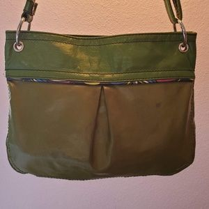 RELIC by Fossil Vegan Leather Crossbody Bag
